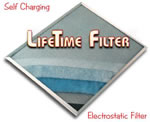 LifeTime Electrostatic Filters