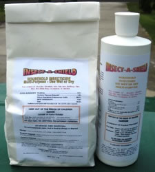 Insect-A-Shield Formulations 30 Pound Bag Commercial Formulas