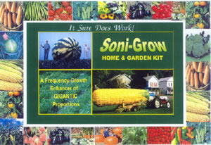Soni-Grow Home Garden Kit